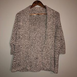 NWOT Banana Republic Open Cardigan Sweater Jacket